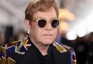 Overzealous Fans Halt Another Elton John Vegas Show During ...  Elton
