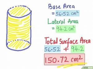 Oberfläche Kreis Berechnen : die oberfl che eines zylinders berechnen wikihow ~ Themetempest.com Abrechnung