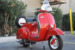 1964 Sears Allstate Vespa  - Hot Rod City