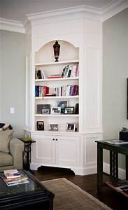 Painted corner cabinet living room charleston by for Corner cabinet living room