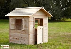 Maison Enfant En Bois : maison enfant bois noa playhouse noa axi ~ Dailycaller-alerts.com Idées de Décoration