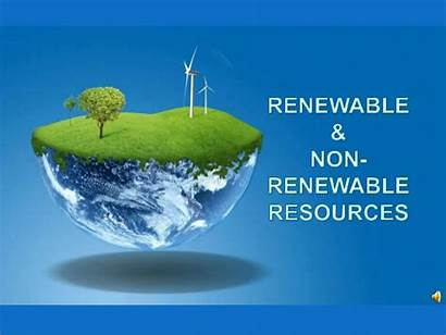 Renewable Resources Non Slideshare Examples Natural Definition