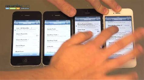 iphone screen glitching out iphone 5 reportedly suffers from scrolling issue
