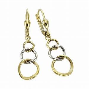 Ringe Auf Rechnung : firetti ohrh nger 375 gelbgold bicolor ringe otto ~ Themetempest.com Abrechnung