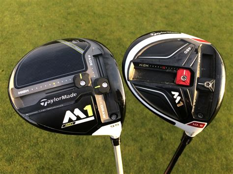 Taylormade Old M1 V New M1