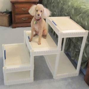 17 best ideas about dog stairs on pinterest dog rooms With build dog stairs