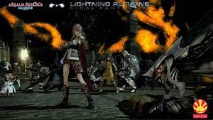 Final Fantasy XIV Has Lightning Costume More Gematsu
