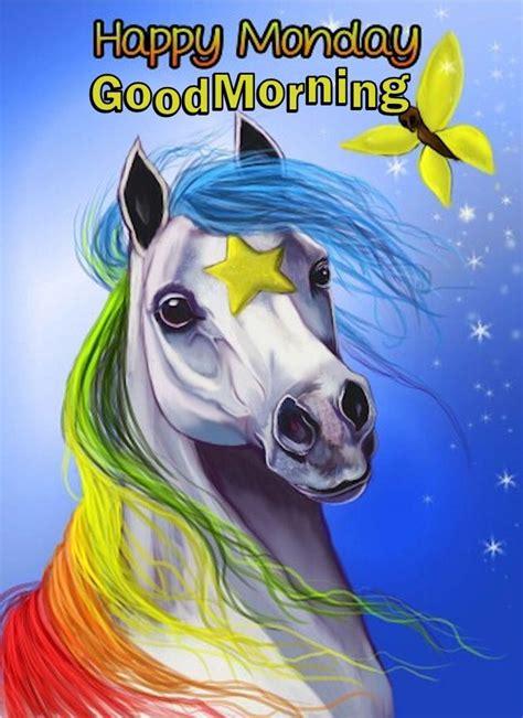 unicorn happy monday good morning pictures