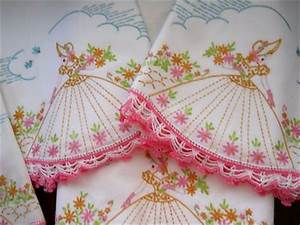 beautiful matching embroidered southern belle pillowcases With beautiful sheets and pillowcases