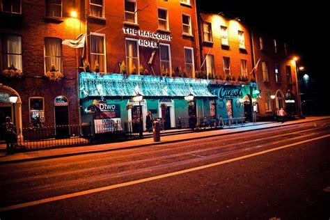 harcourt hotel harcourt hotel  dublin city ireland