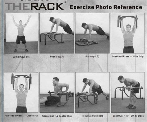 rack all in one 13 best images about the rack workout on ab The