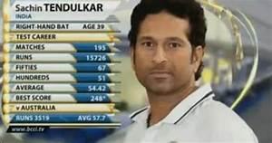 Highlights: Sachin Tendulkar First 2 balls, 2 Sixes, IND ...
