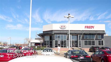 Kia Dealership Houston Tx by Fredy Kia Houston Dealership
