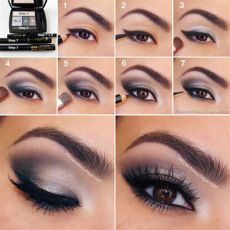 glamorous smoky eye makeup tutorials  stunning party night   pretty designs