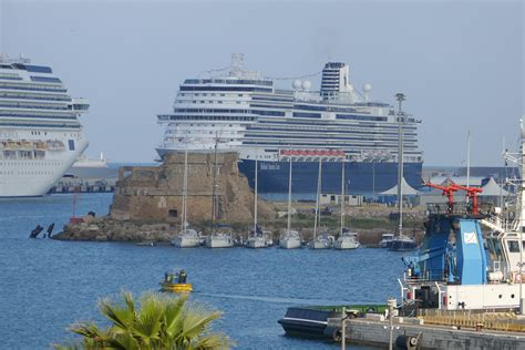 dont dismiss exploring  port  civitavecchia  italy