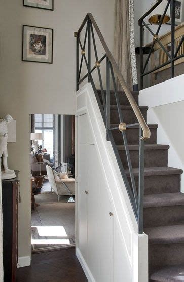 Small Stair Railing by 10 Best Ideas About Indoor Stair Railing On