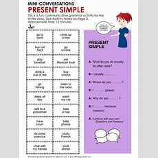 17 Best Images About English Grammar, Esl, Efl On Pinterest  English Grammar Tenses, English