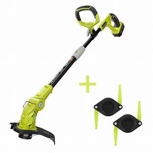 Www Mon Bonus Ryobi Com : ryobi one 18 volt lithium ion cordless string trimmer ~ Dailycaller-alerts.com Idées de Décoration