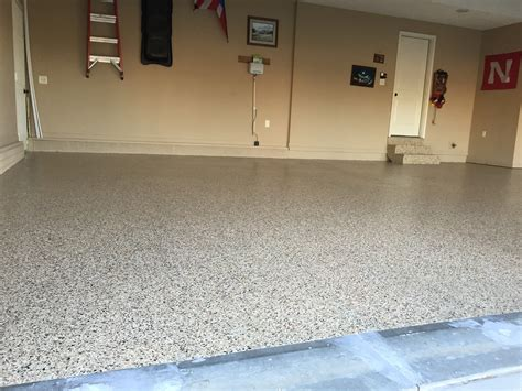 epoxy flooring garage epoxy garage floors that are beautiful and