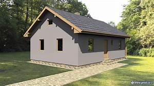 Typové projekty bungalovů