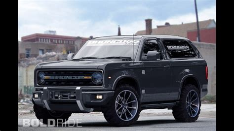 ford bronco  broncog photo gallery