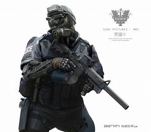 Elysium Concept Artwork « Tactical Fanboy