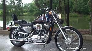 Used 1999 Harley Davidson Sportster 1200 Custom