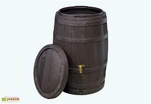 Bac Récupération Eau De Pluie : cuve r cup ration d eau de pluie 250 l tonneau vino garantia ~ Premium-room.com Idées de Décoration