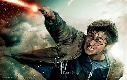 Potter Harry Deathly Hallows Wallpapers Wand Photoshop