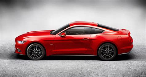 The Ford Mustang 50th Anniversary Party...