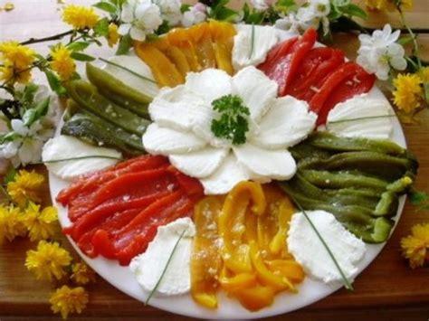 recette de cuisine marocaine facile et rapide salade de poivrons grillés à la feta recette de salade