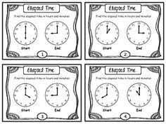 telling time word problems images  grade math