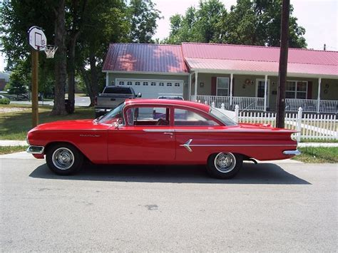 1960 Chevrolet BELAIR 2 DOOR POST $28,500 Possible Trade