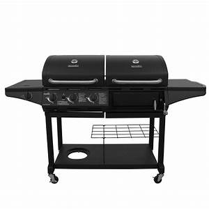 Gas Kohle Grill Kombination : char broil charcoal and gas 3 burner grill combo shop your way online shopping earn points ~ Whattoseeinmadrid.com Haus und Dekorationen