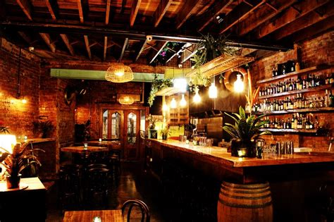 Tiki Bar Melbourne by Port Of Call Melbourne Small Bar Fly