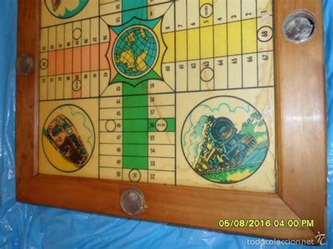 1 mejores vídeos de parchis antiguo. muy antiguo juego de parchis y de la oca de mad - Comprar Juegos de mesa antiguos en ...