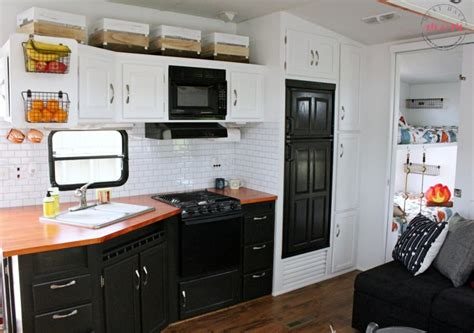 modern mountain rv makeover   pictures   mom