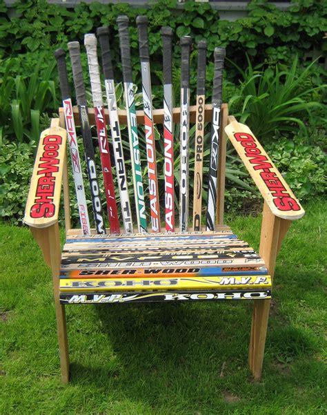 wood work hockey stick furniture plans plan