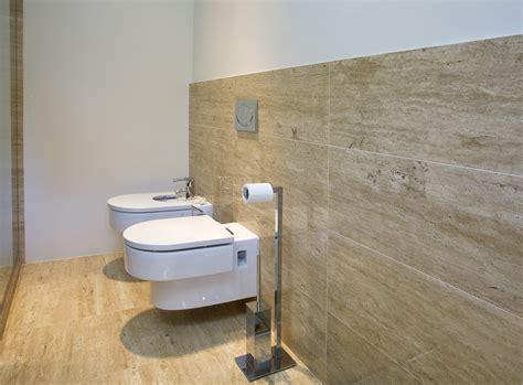 travertin pour salle de bain