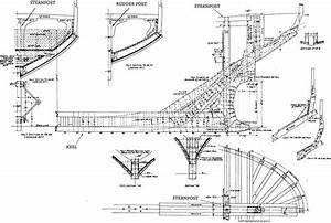 Ny Nc  Tell A Wooden Boat Building Parts