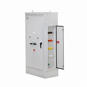 Combination Manual Transfer Switch With Cam