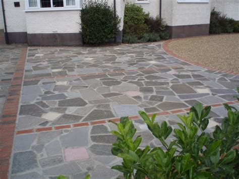 cost to install driveway pavers exciting alternatives to