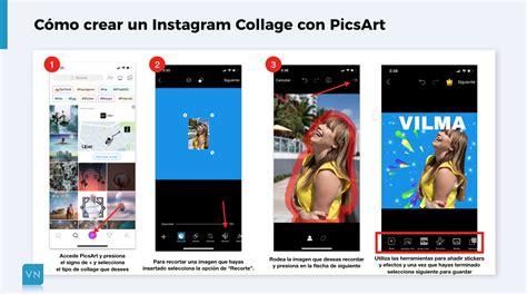 collage instagram consejos  apps  hacer collages en