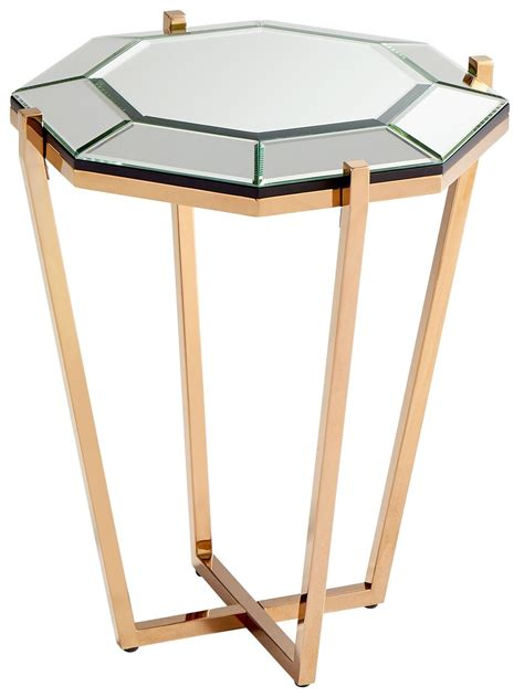 rose gold table l elara rose gold side table 8584 cyan design
