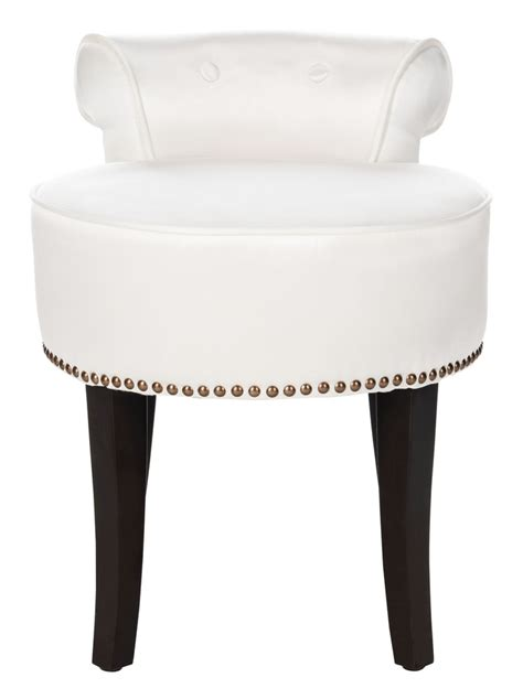 Vanity Stools And Chairs - mcr4546t vanity stools furniture by safavieh
