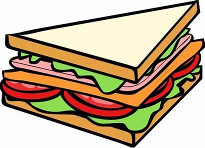 Sandwich Half Clker Clip
