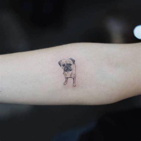 pug tattoo  tumblr