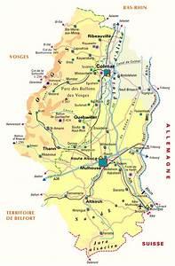 Site D Annonce Gratuite En France : carte plan du departement haut rhin 68 ~ Gottalentnigeria.com Avis de Voitures