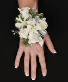 wrist corsage prices sparkly white prom corsage flower shop network
