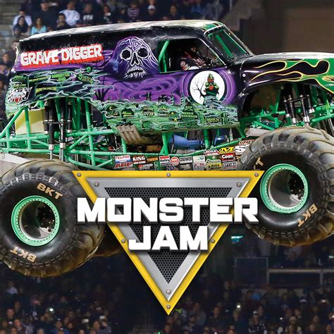 Win 4 Tickets To Monster Jam In Nashville January 9 10